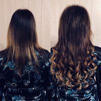 Наращивание волос от 700 гривен