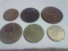 Коллекция советских монет