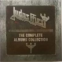 JUDAS PRIEST Complete Albums Collection BOX 19CD Folia