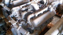 Двигатель ЯМЗ-238М2-53 (ХТЗ-17221-21) со сцеплением 182