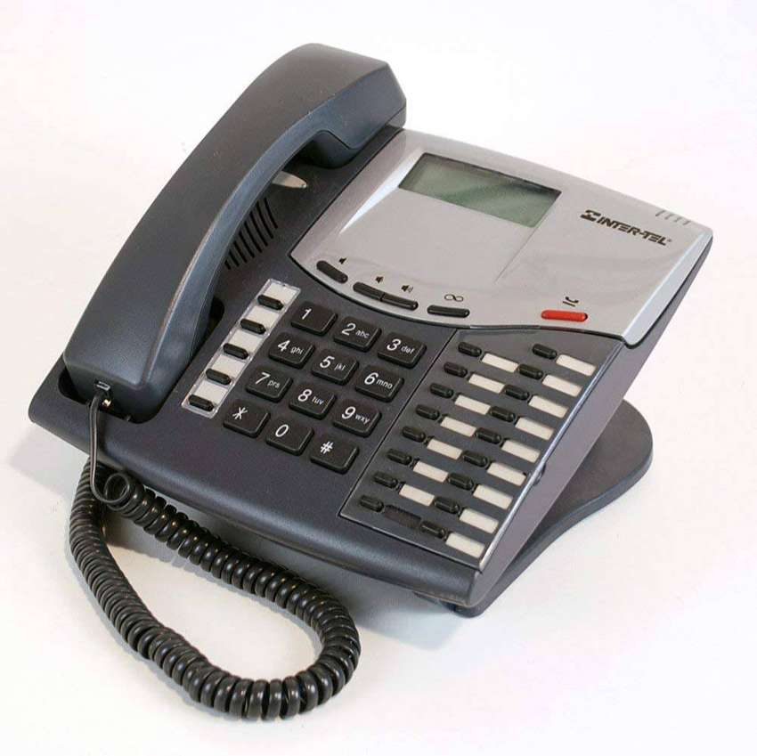 Intertel digital business phone - new 0