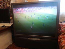 Телевизор Sony kp-41s5 (тусклые цвета)