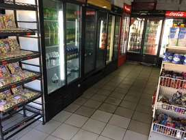 Supermarket with take away for sale