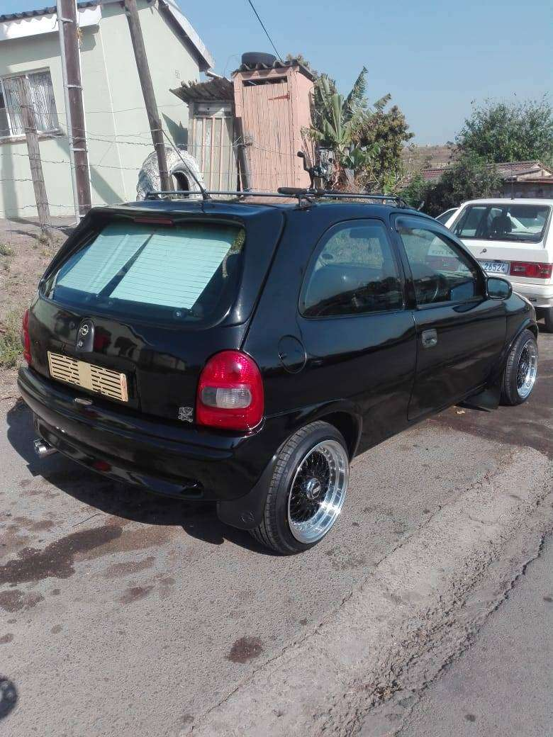 Good condition car with new bbe 15size new tyres, 0