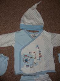 Турецкий костюм на новорожденного