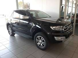 2018 Ford Everest 3.2 XLT 4X4 Auto