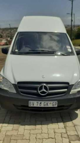 Mercedes Benz Vito High Roof for Hire