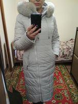 Пальто - пуховик женский Nui Very 46 размер