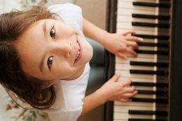 Частные уроки по фортепиано