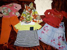 Пакет вещей для девочки 5-6 лет