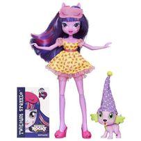 Кукла My Little Pony Equestria Girls Twilight and Spike