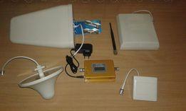Репитер (усилитель, ретранслятор) сигнала сотовой (мобильной) связи