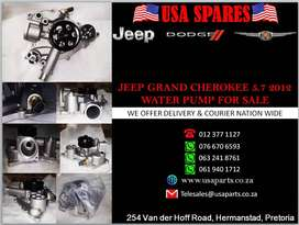 JEEP/ GRAND CHEROKEE/ 5.7/ 2012/ WATER PUMP/ FOR SALE