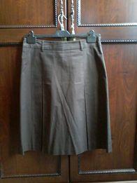 Spódnica brazowa włoska more&more L