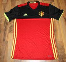 Adidas Belgia oryginalna koszulka reprezentacji Belgii w piłce nożnej