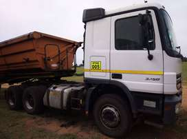 Actros MP2 3350