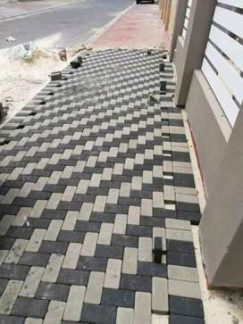 Paving.roof maintaining