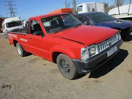 FORD COURIER BAKKIE