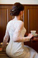 Продам свадебное платье индивидуального пошива!
