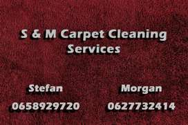 S & M Carpet Cleaning Services