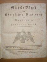 Dziennik Urzędowy Królestwa Pruskiego 1833