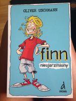 TANIO Sprzedam ksiazke Finn nieujarzmiony Oliver Uschmann! na wakacje!