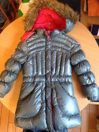 Пуховик пальто DPAM, 6 лет, 116 см