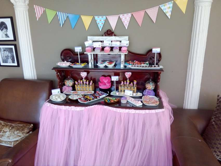 Baby/Bridal Showers a decor 0