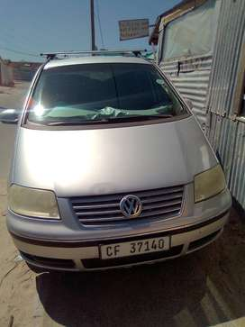 Volkswagen Sharan, 2006, 14 years