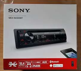 Sony MEX-N4300BT Bluetooth Car Radio