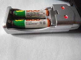 USB зарядка для АА и AAA аккумуляторов 1,2В