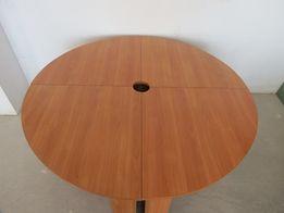 Стол офисный составной 150 см цвет черешня ТМ Олисма новый