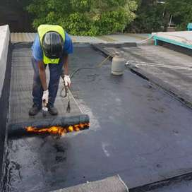 Roof waterproofing and Torch on.