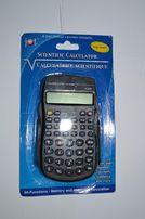 новый инженерный калькулятор jot 56 функций с чехлом рабочий в упаковк