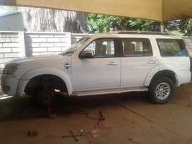 Ford Everest stripping for spares