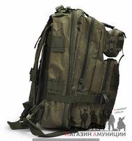 Тактический военный рюкзак 25 л для военных фастекс армейский для охот