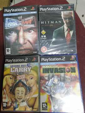 Ps2 combs  games  for (R 349=