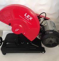 Монтажная пила (Металорез) LEX J3G-400 Мошность 4 Квт380 Вольт