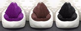 кресло мешок груша гибрид бескраскасная мебель кресло для детской оде