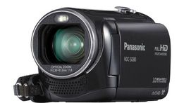 Panasonic HDC-SD80 Black