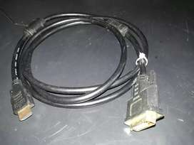 DVI TO HDMI CABLE