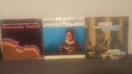 Płyty winylowe vinyle Paulos Raptis, Warszawskie Smyczki, Mravinsky