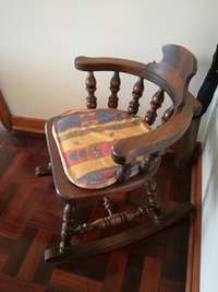 Image of Vintage Rocking chair