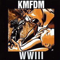 """CD Аудио компакт диск: KMFDM """"WWIII"""" 2003 (Industrial metal)"""