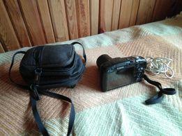 Фотоаппарат Canon SX 110 на запчасти. Сломан механизм объектива