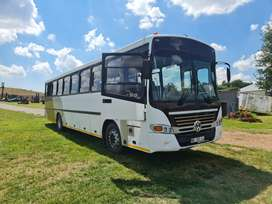 2015 Volksbus 66 seater bus with 77000kms