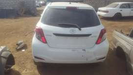 Toyota yaris stripping for parts