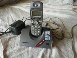 Радиотелефон с диктофоном Panasonic KX-TCD420RUM