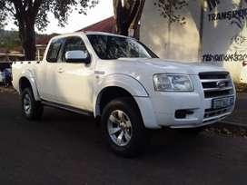 2009  FORD RANGER 3.0 TDCI MANUAL