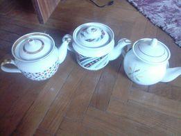 Красивые чайники фарфор